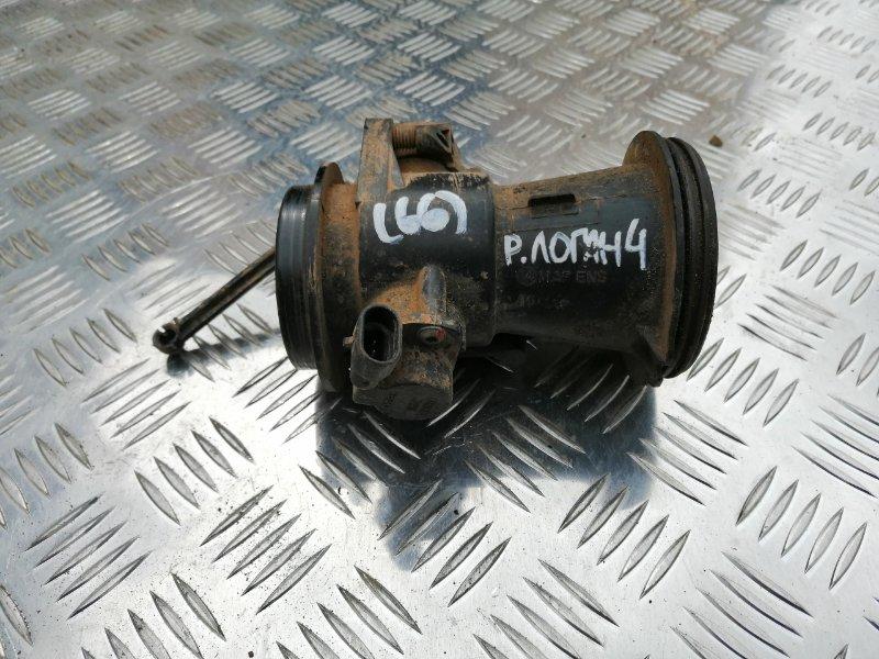 Дросельная заслонка Renault Logan LS0G/LS12 K7M 2008 (б/у)