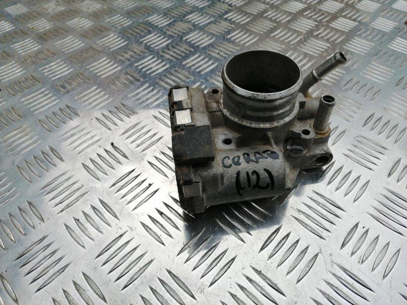 Дросельная заслонка Kia Cerato 2 TD G4FC 2011 (б/у)