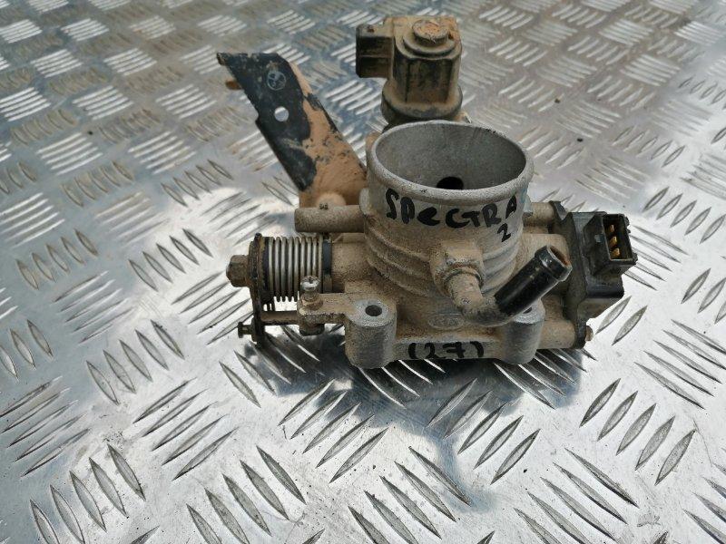 Дросельная заслонка Kia Spectra LD S6D 2007 (б/у)