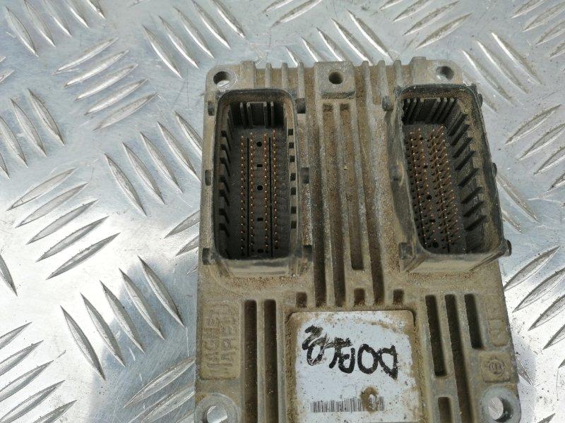 Блок управления двигателем Fiat Doblo 223 350A1000 2011 (б/у)