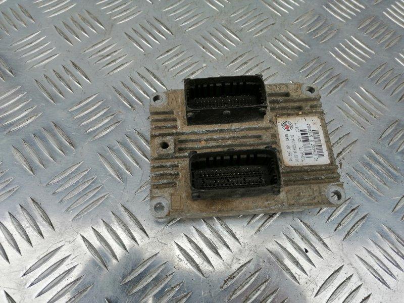Блок управления двигателем Fiat Albea 350A1000 2011 (б/у)
