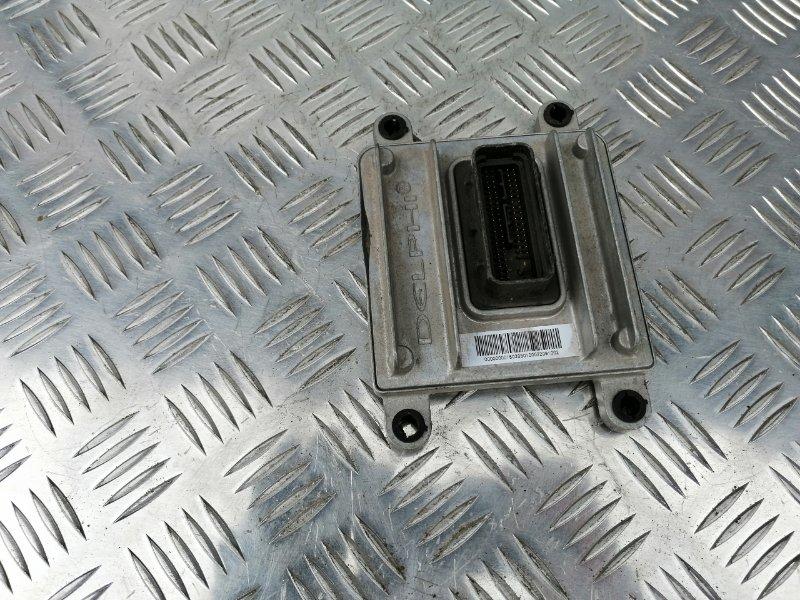 Блок управления двигателем Geely Mk MR479QA 2012 (б/у)