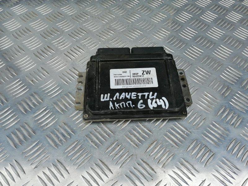 Блок управления двигателем Chevrolet Lacetti J200 F16D3 2008 (б/у)