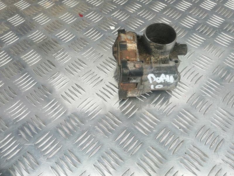 Дросельная заслонка Fiat Doblo 223 350A1000 2011 (б/у)