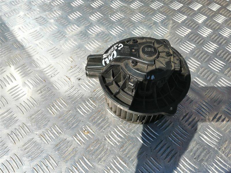Мотор печки Hyundai Solaris RB G4FC 2013 (б/у)