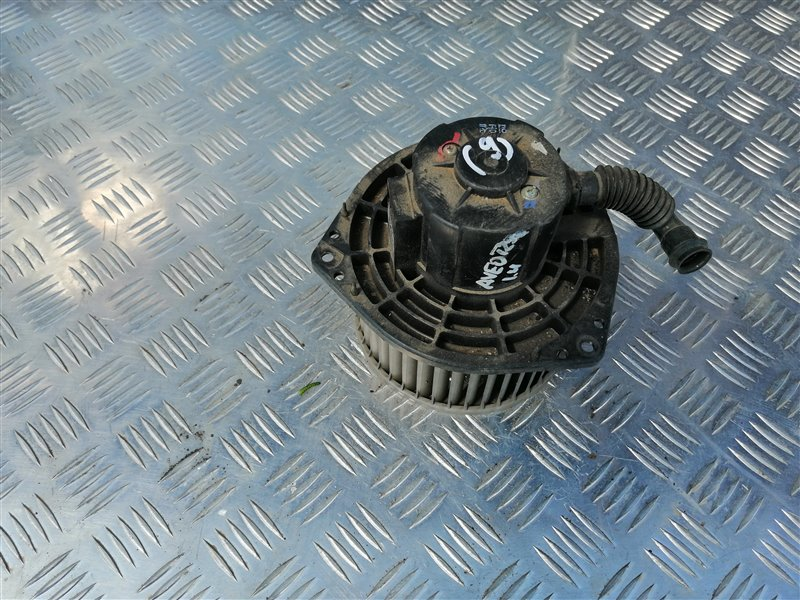 Мотор печки Chevrolet Aveo T250 F14D4 2008 (б/у)