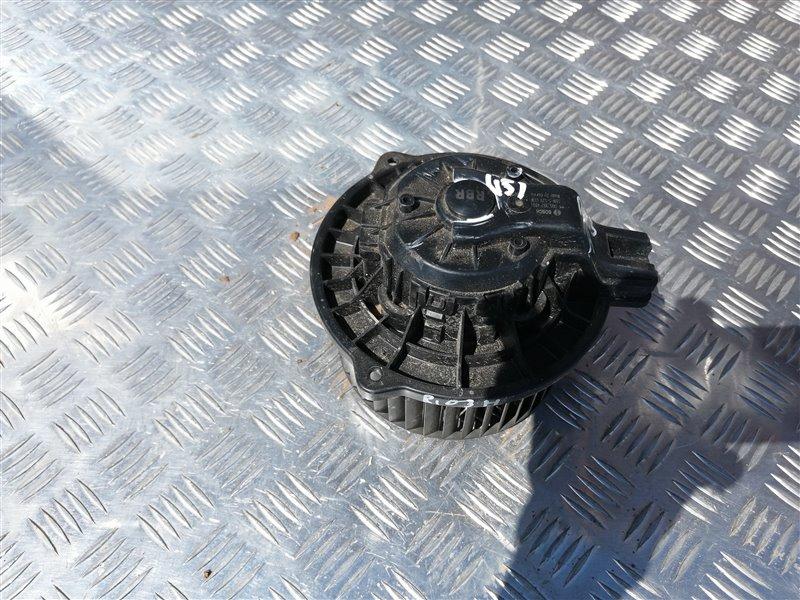 Мотор печки Kia Rio 3 Hatchback QB G4FC 2012 (б/у)