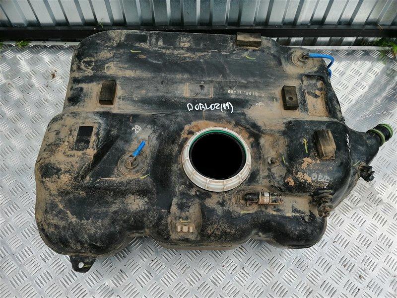 Бак топливный Fiat Doblo 223 350A1000 2011 (б/у)