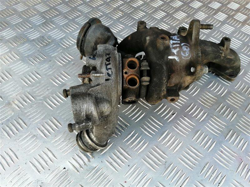 Турбина Volkswagen Jetta 6 162 CAXA 2012 (б/у)