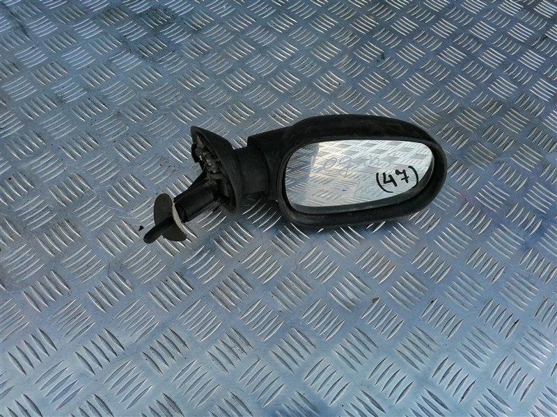Зеркало Renault Logan LS0G/LS12 K7J 2009 правое (б/у)
