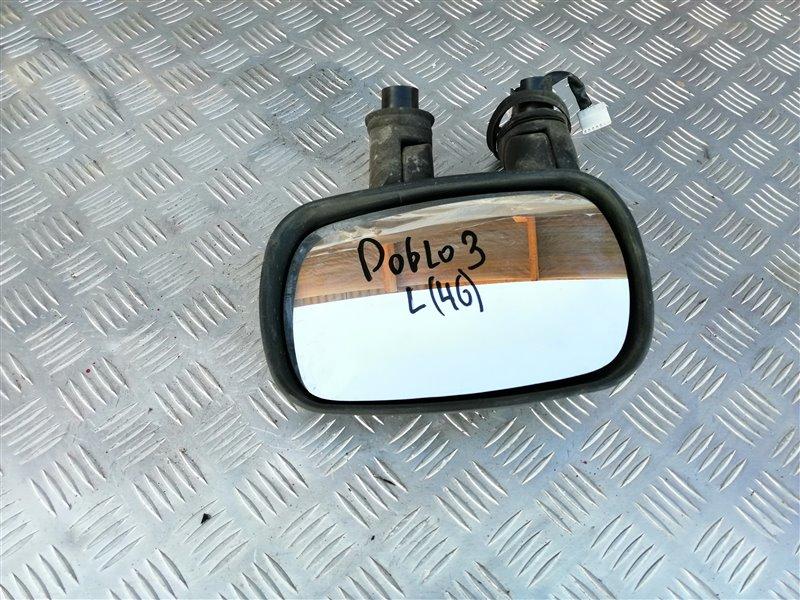 Зеркало Fiat Doblo 223 350A1000 2011 левое (б/у)