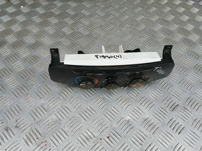 Блок управления печкой Chery Tiggo T11 SQR 481FC 2010 (б/у)