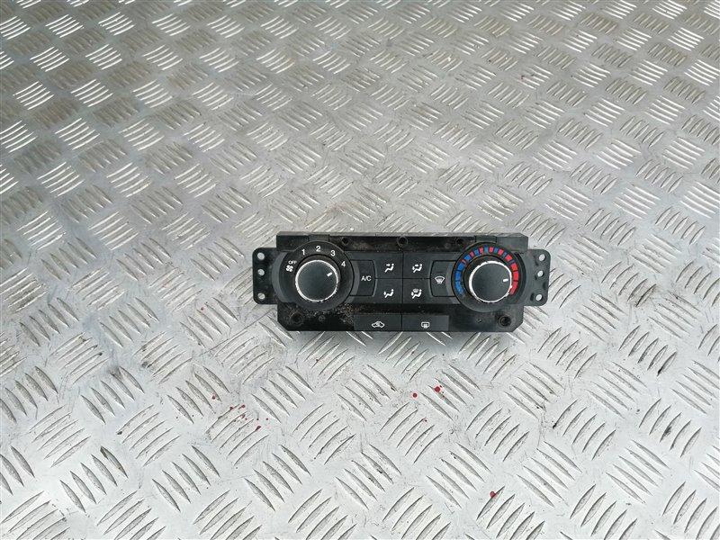 Блок управления печкой Chevrolet Epica V250 X20D1 2011 (б/у)