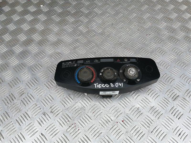 Блок управления печкой Vortex Tingo T11 SQR 481FC 2011 (б/у)