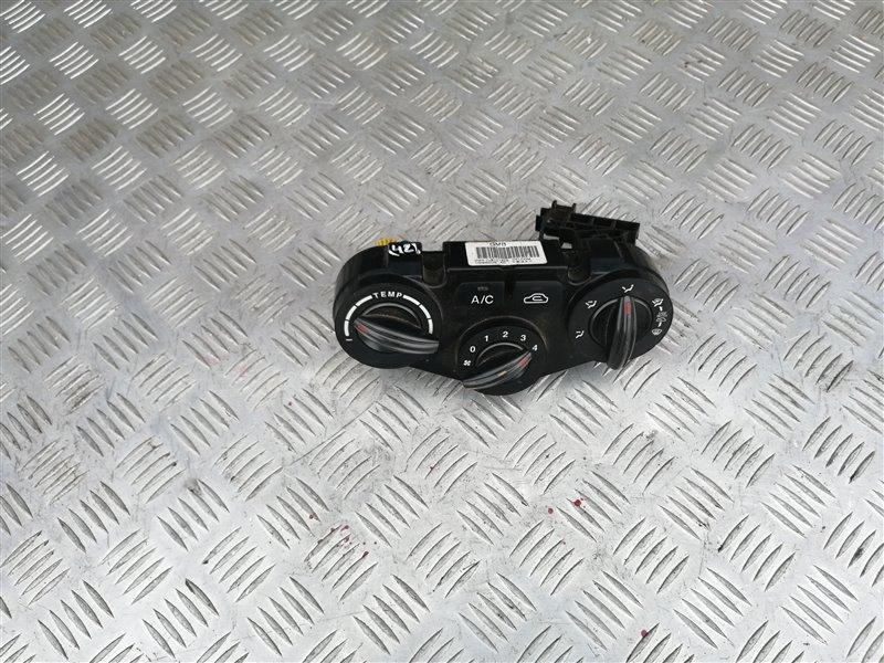 Блок управления печкой Kia Rio 2 JB G4EE 2010 (б/у)