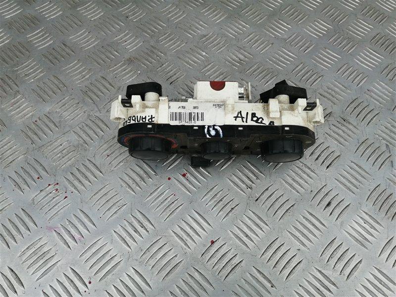Блок управления печкой Fiat Albea 350A1000 2008 (б/у)
