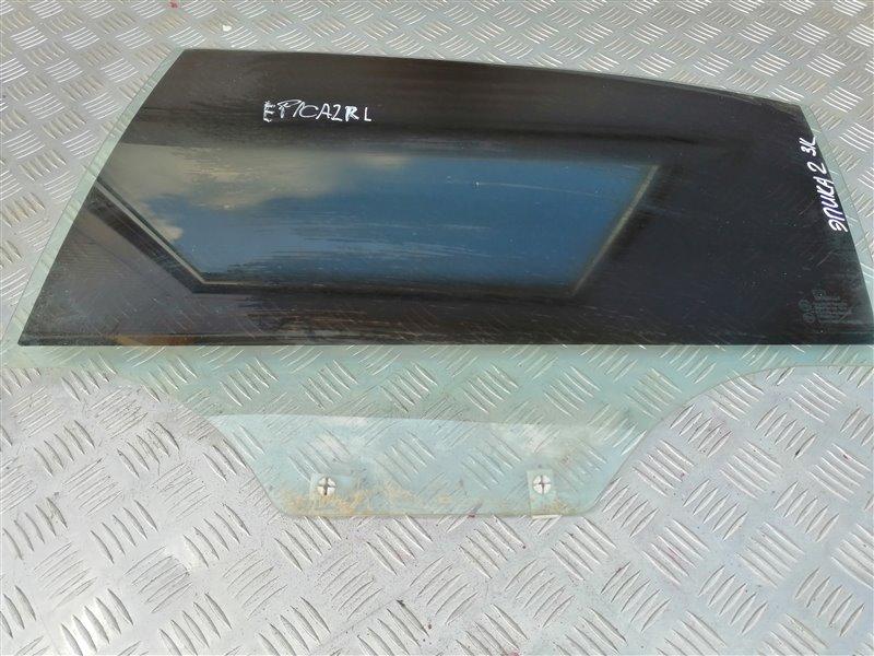 Стекло Chevrolet Epica V250 X20D1 2011 заднее левое (б/у)