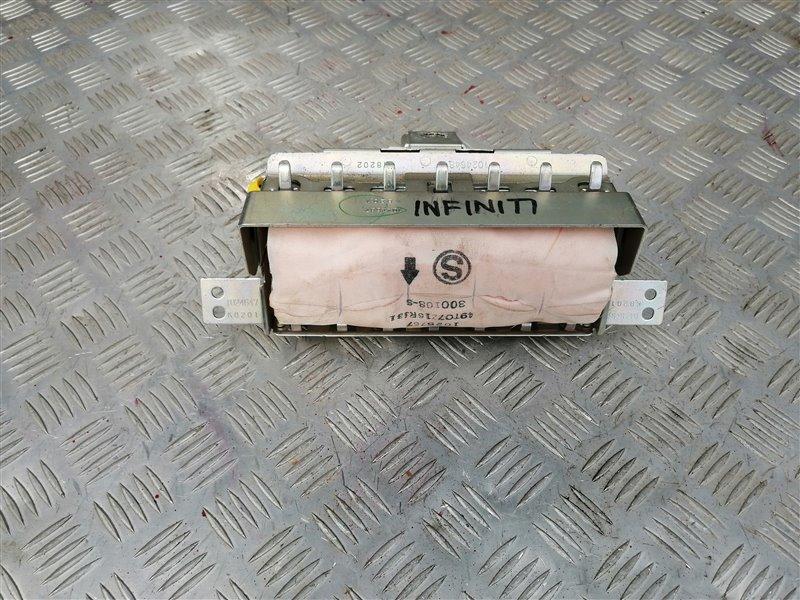 Подушка безопасности пассажира Infiniti M35 Y50 VQ35 2008 правая (б/у)
