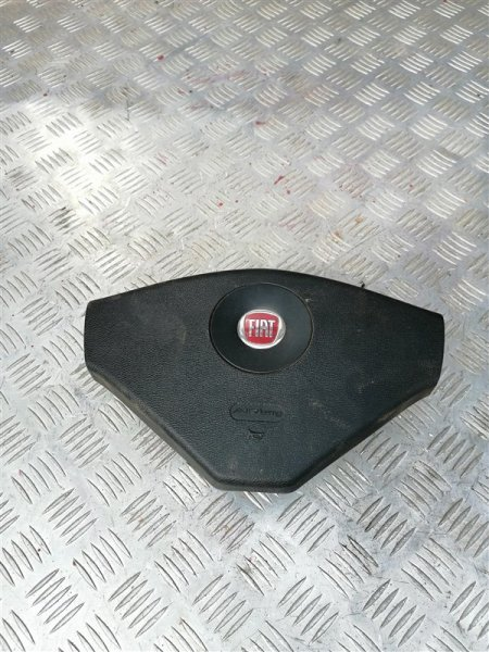 Подушка безопасности в рулевое колесо Fiat Albea 350A1000 2008 левая (б/у)