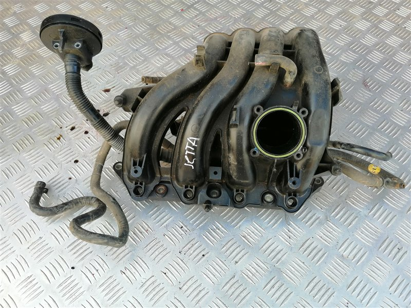 Коллектор впускной Volkswagen Jetta 6 162 CLR 2012 (б/у)