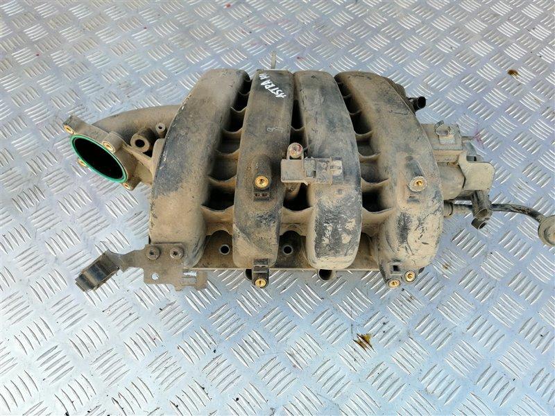 Коллектор впускной Opel Astra H Hatchback L48 Z18XER 2008 (б/у)