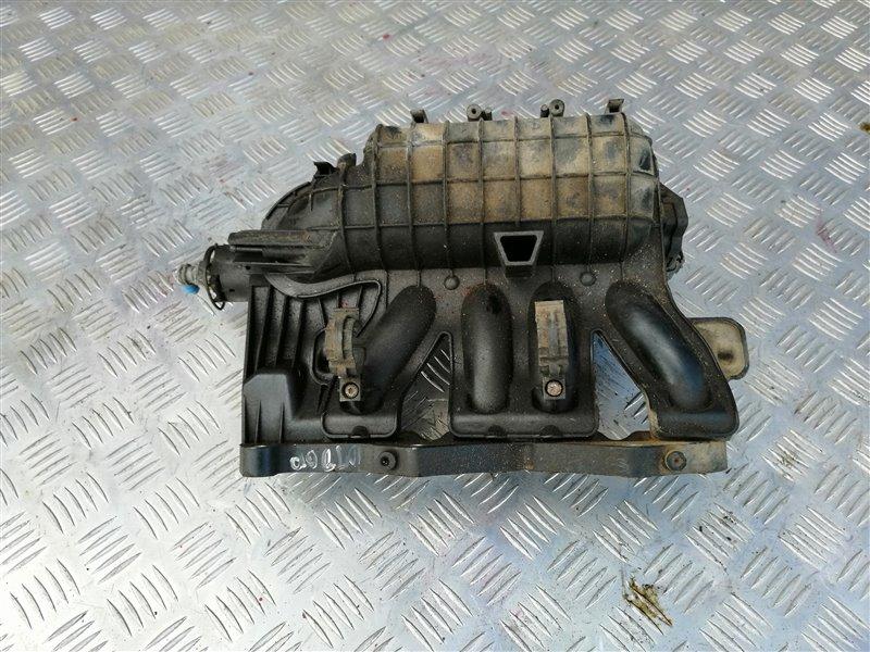 Коллектор впускной Fiat Doblo 223 350A1000 2011 (б/у)