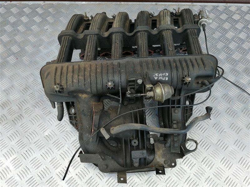 Коллектор впускной Chevrolet Epica V250 X20D1 2007 (б/у)