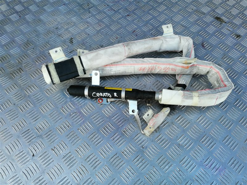 Подушка безопасности боковая Kia Cerato 2 TD G4FC 2011 правая (б/у)