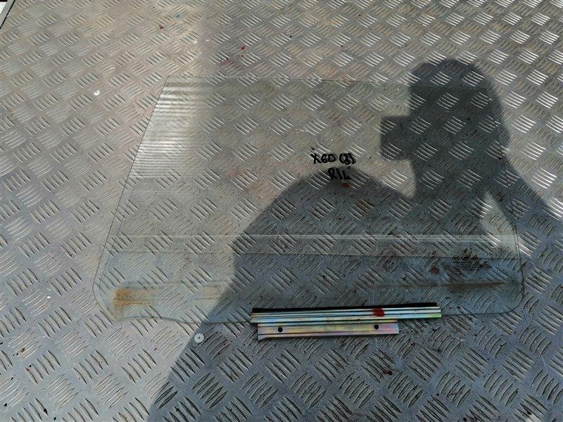 Стекло Lifan X60 LFB479Q 2017 заднее левое (б/у)