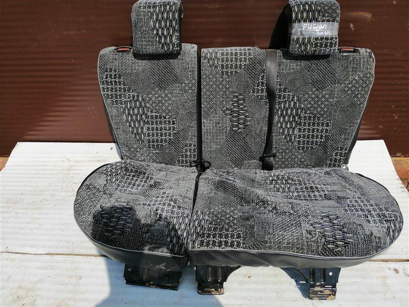 Сиденья задние Ford Fusion CBK FXJA 2007 задняя (б/у)