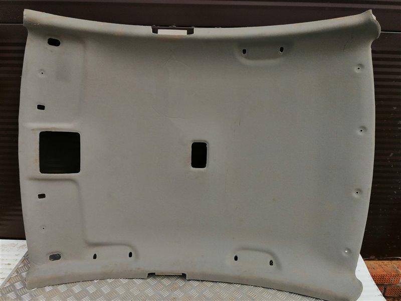 Обшивка потолка Hyundai Solaris RB G4FC 2013 (б/у)