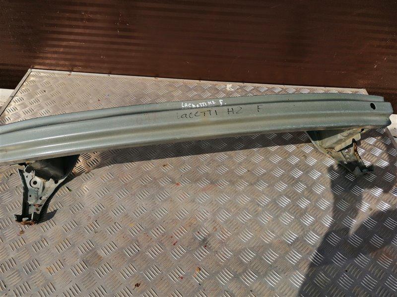 Усилитель бампера Chevrolet Lacetti J200 F16D3 2006 передний (б/у)