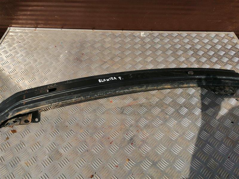 Усилитель бампера Hyundai Elantra HD G4GC 2007 передний (б/у)