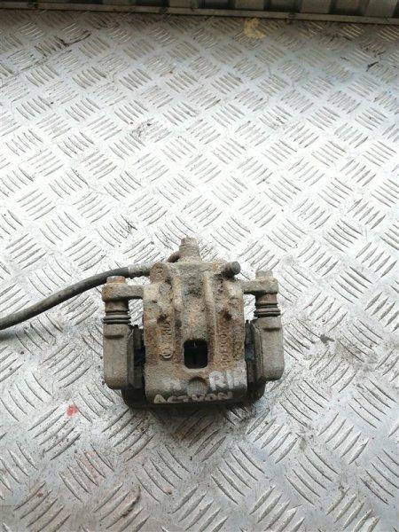Суппорт Ssangyong Actyon New CK D20T 2012 задний правый (б/у)