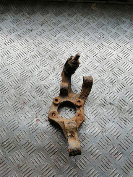 Кулак поворотный Chevrolet Lacetti J200 F16D3 2006 задний левый (б/у)