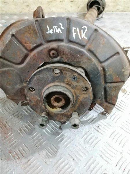 Кулак поворотный Volkswagen Jetta 6 162 CAXA 2012 передний правый (б/у)