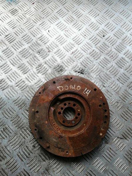 Маховик Fiat Doblo 223 350A1000 2011 (б/у)
