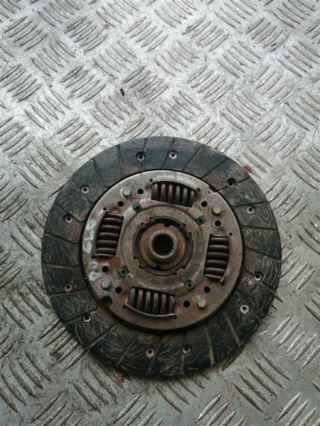 Диск сцепления Fiat Doblo 223 350A1000 2011 (б/у)