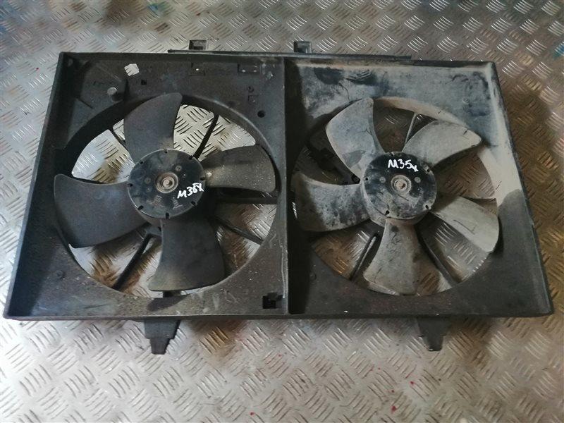 Диффузор Infiniti M35 Y50 VQ35 2008 (б/у)
