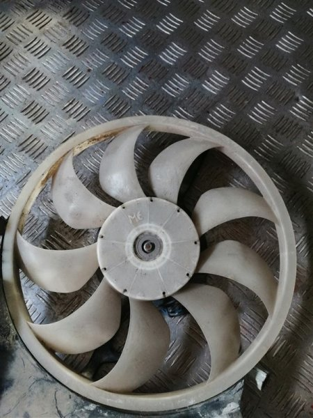 Вентилятор радиатора Mazda 6 GJ PE-VPS 2014 (б/у)