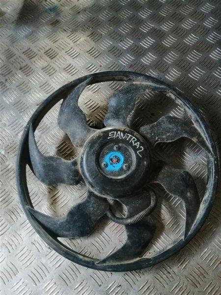 Вентилятор радиатора Hyundai Elantra HD G4FC 2008 (б/у)