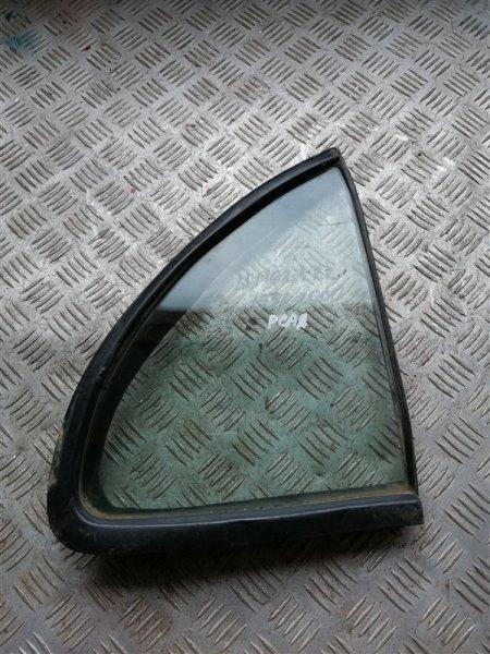 Стекло глухое Nissan Almera N15 1996 заднее правое (б/у)