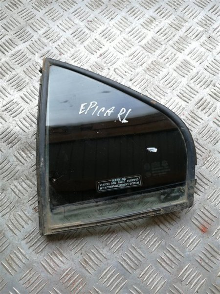 Стекло глухое Chevrolet Epica V250 X20D1 2011 заднее левое (б/у)
