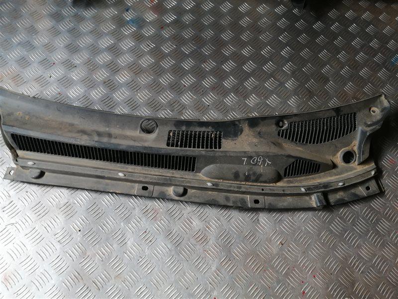 Решетка под лобовое стекло Lifan X60 LFB479Q 2014 левая (б/у)
