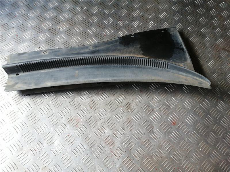 Решетка под лобовое стекло Chevrolet Lacetti J200 F16D3 2006 левая (б/у)