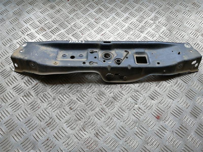 Панель передняя телевизор Opel Astra H Sedan L69 Z18XER 2008 передний верхний (б/у)