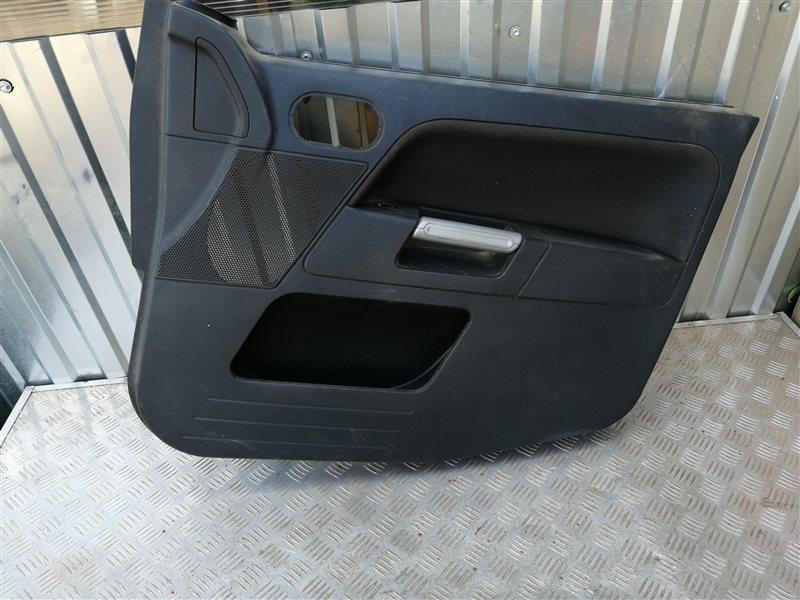 Обшивка двери Ford Fusion CBK FXJA 2007 передняя правая (б/у)