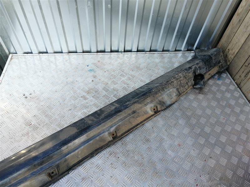Накладка на порог Infiniti M35 Y50 VQ35 2008 левая нижняя (б/у)