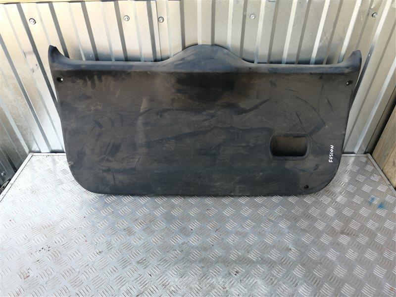 Обшивка крышки багажника Ford Fusion CBK FXJA 2007 задняя (б/у)