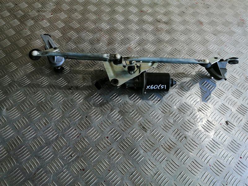 Трапеция дворников Lifan X60 LFB479Q 2017 передняя (б/у)